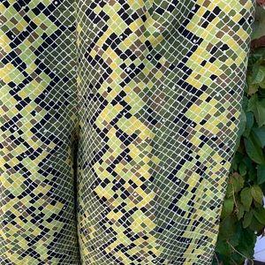 Dana Buchman Pants - Dana Buchman Reptile Print Pants, 16